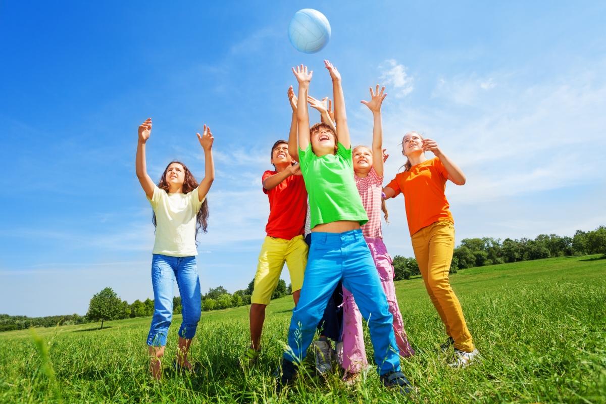 Barn i bevegelse lærer best