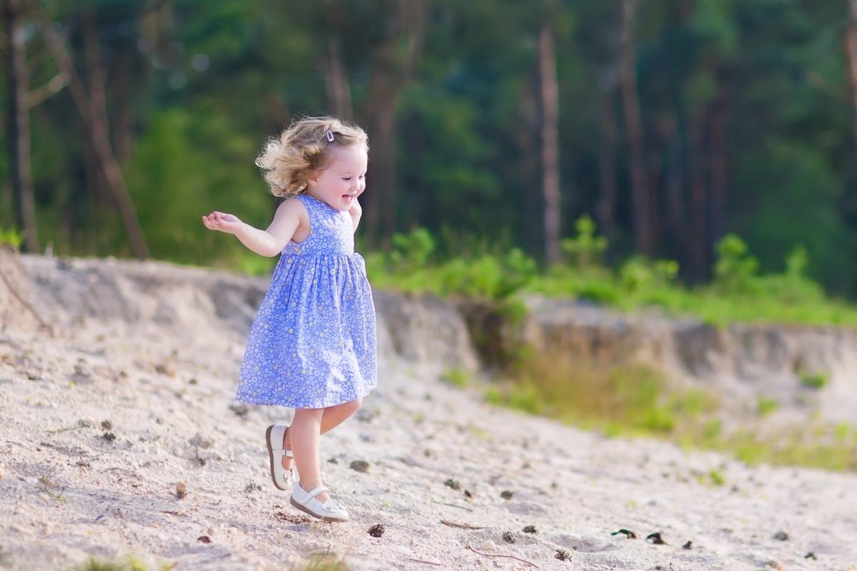 Motorisk utvikling hos barn 1-6 år